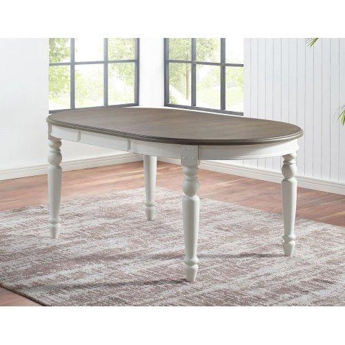 "Giles Dining Table 42""x52""x70"" w/18"" leaf"