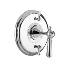 Thermostatic Shower Set with Tremont Handle and Two Volume Controls