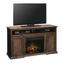 """Bozeman 59"""" Fireplace Console"""