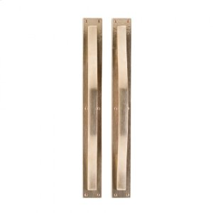 """Metro Pull/Pull Set - 2 3/4"""" x 20"""" Silicon Bronze Brushed Product Image"""