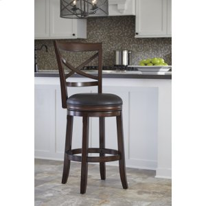 Tall UPH Swivel Barstool