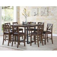 """Lori Counter Chair 17.5""""x19""""x39"""""""