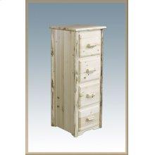 Montana Log File Cabinet