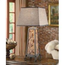"""""""Autumn's Light"""" Table Lamp"""