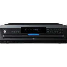 Direct Progressive 6-Disc DVD Changer w/HDMI
