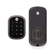 Yale Real Living Assure Lock SL With Z-Wave Plus (for Works with Ring Alarm Security System) - Oil-Rubbed Bronze
