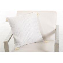 Modrest Snowy White Throw Pillow