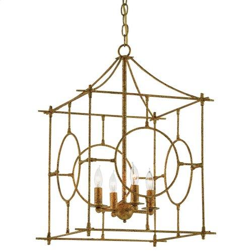 Lynworth Gold Lantern
