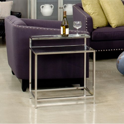 Stainless Steel Tier Table