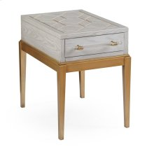 Perrine Chairside Table