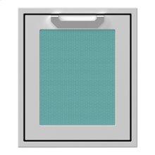 """18"""" Hestan Outdoor Single Access Door - AGADR Series - Bora-bora"""