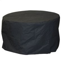 """42"""" Round Fire Table Cover"""
