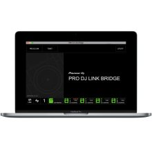 Bridge app for connecting visual software/hardware to PRO DJ LINK
