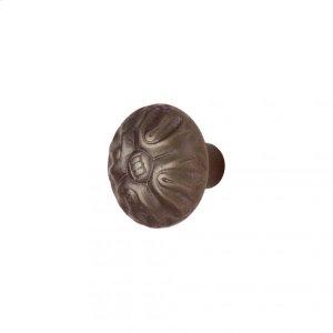 Medallion Knob - CK242 Silicon Bronze Brushed Product Image