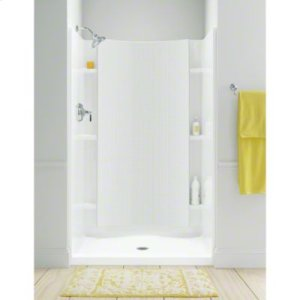"""Accord® 36"""" Left Endwall - White Product Image"""