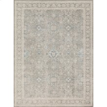 "Ella Rose Steel Rug - 2'-7"" X 4'"