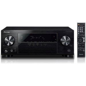 5.1-Channel AV Receiver with Ultra HD Pass-through with HDCP 2.2 (4K/60p/4:4:4)