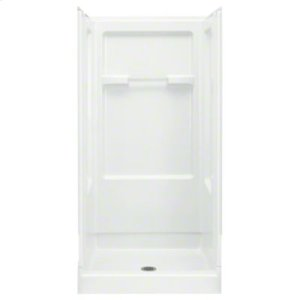 "Advantage™ 36, Series 6202, 36"" x 34"" x 72"" Shower - White Product Image"