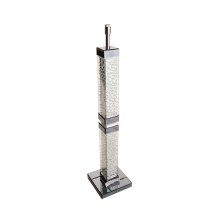 Montreal Slender Floor Lamp w/Crystal Accents