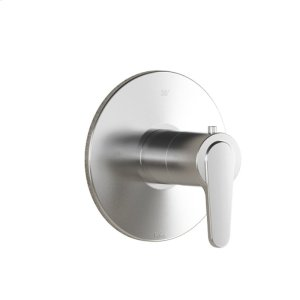 Thermostatic shower trim kit - Chrome Product Image