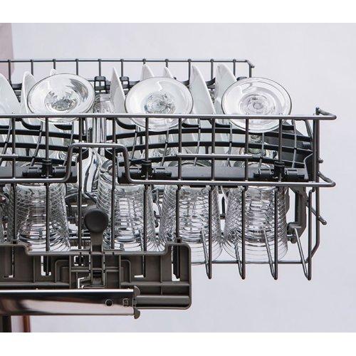 Matte Black Mercury Dishwasher
