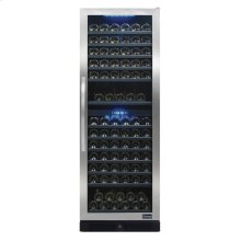 Designer Series 149 Bottle Seamless Dual-Zone Wine Cooler (Right Hinge)