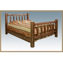 Homestead Beds - Stained and Lacquered