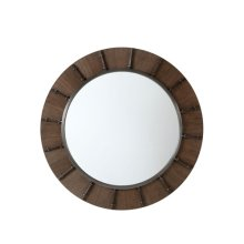 Niccolo Round Mirror - Charteris