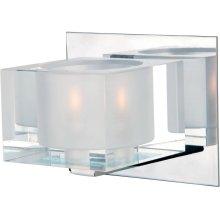 Cubic 1-Light Bath Vanity