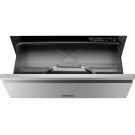 """Heritage 30"""" Flush Warming Drawer, Silver Stainless Steel Product Image"""