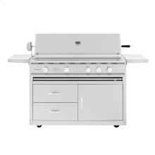 "TRL 44"" Freestanding Grill"