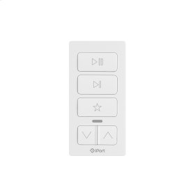 White- iPort xPRESS Audio Keypad