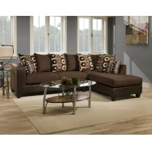 4124-12L RSF LOVE/CHAISE