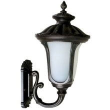 Tori Collection Eleven-Inch Fluorescent Exterior S