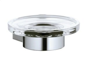 Soap holder - chrome-plated Product Image