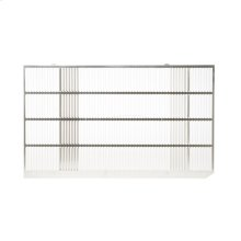 Room Air Conditioner Aluminum Exterior Grille J Series