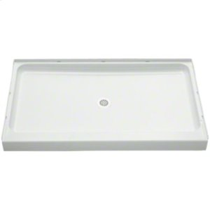 "Ensemble™, Series 7213, 60"" x 34"" Shower Receptor - White Product Image"