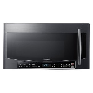 1.7 cu. ft. Over-the-Range Convection Microwave in Fingerprint Resistant Black Stainless Steel Product Image