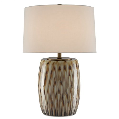 Milner Caramel Table Lamp