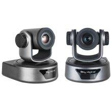 PTZ USB Camera, IR/RS-232/Visca Controllable