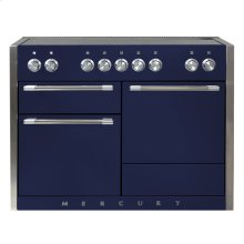 AGA Mercury 48 Induction Midnight Sky with Chrome trim