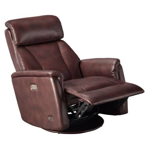 Lance Swivel Glider Recliner