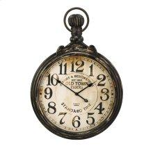 Churchill Pocket Wall Clock