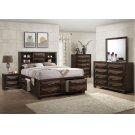 1035 Anthem Queen Storage Bed with Dresser & Mirror Product Image