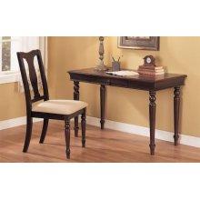 2-Pcs Writing Desk W/Chair Set