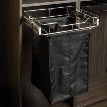 """Pullout Hamper. 14"""" Deep x 17"""" Wide. For 14"""" Deep 18"""" Wide Closet Opening"""