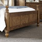 King Poster Footboard Product Image