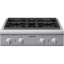 Professional Series 30 inch Rangetop with porcelain rangetop