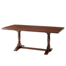 The English Refectory Dining Table