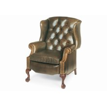 Sterling Tufted Wing Chair Power Recliner